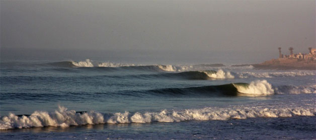Pointbreak at Anchor Point, Morroco by MSW/Surf Berbere